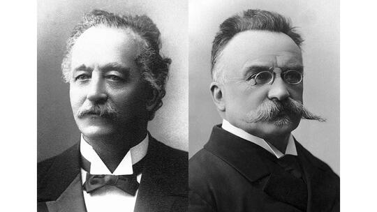 Nobel Peace Prize laureates 1902
