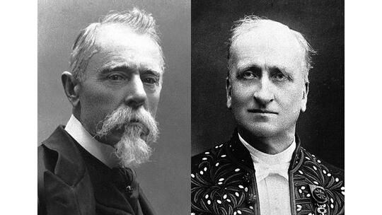 Nobel Peace Prize laureates 1907