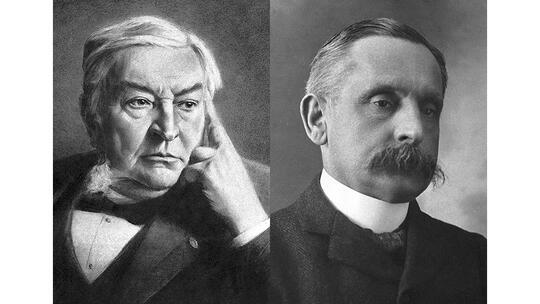 Nobel Peace Prize laureates 1909