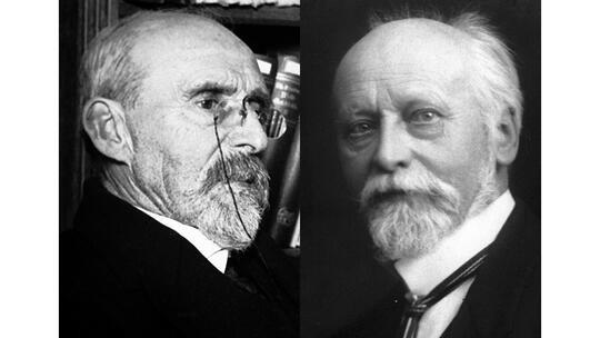 Nobel Peace Prize laureates 1927
