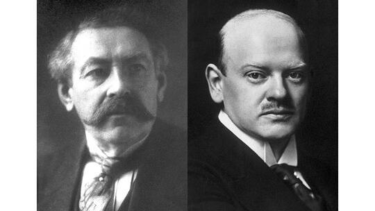 Nobel Peace Prize laureates 1926