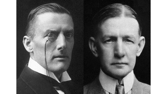 Nobel Peace Prize laureates 1925