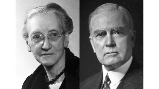 Nobel Peace Prize laureates 1946