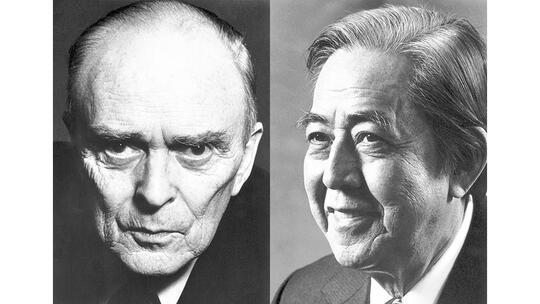 Nobel Peace Prize laureates 1974