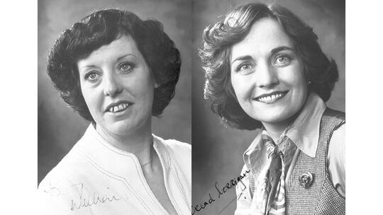 Nobel Peace Prize laureates 1976