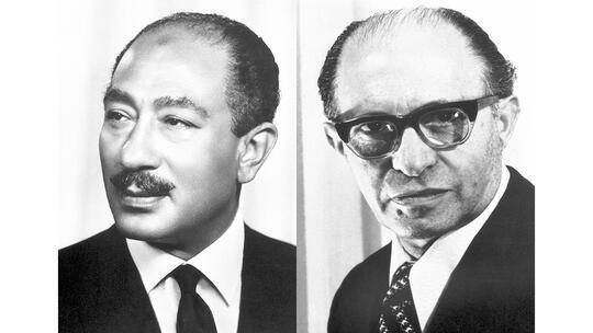 Nobel Peace Prize laureates 1978