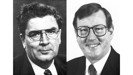 Nobel Peace Prize laureates 1998
