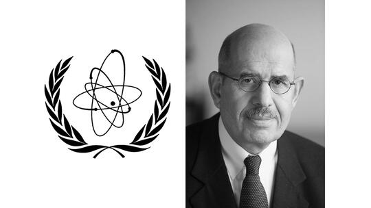 Nobel Peace Prize laureates 2005