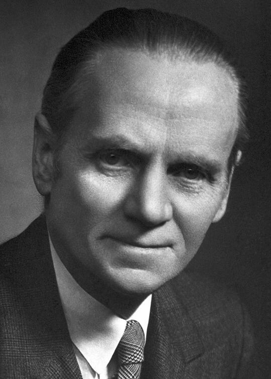 Sir Norman Angell