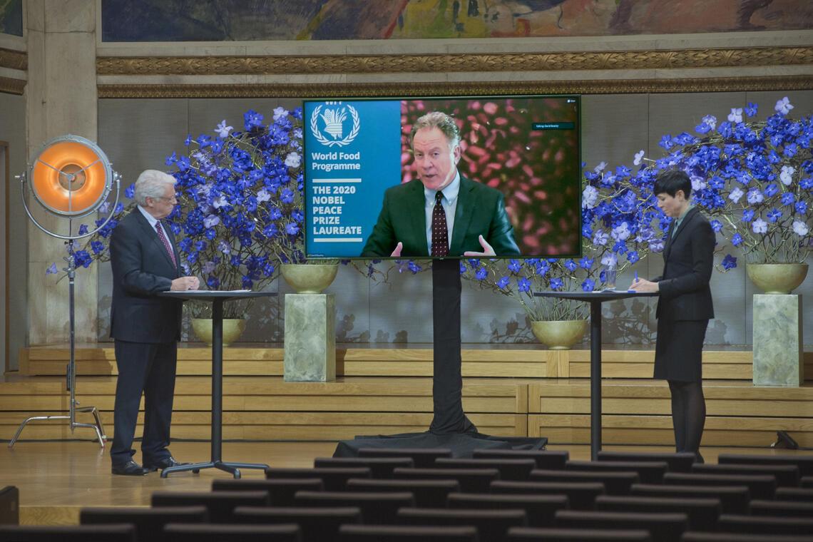 Nobel Peace Prize Forum 2020