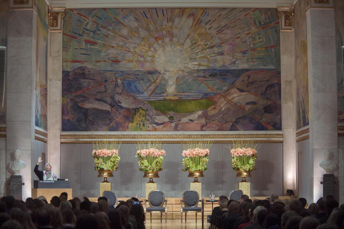 Nobel Peace Prize Forum 2019