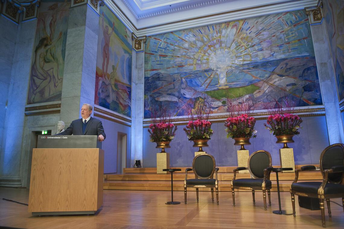 Nobel Peace Prize Forum 2018
