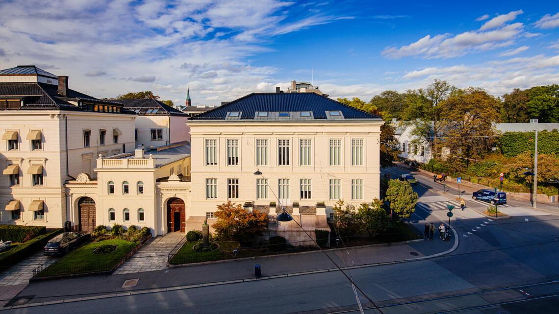 Det Norske Nobelinstitutt
